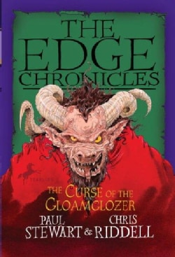 The Curse of the Gloamglozer (Paperback)