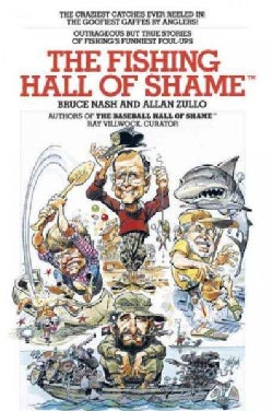 The Fishing Hall of Shame (Paperback)