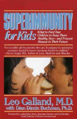 Superimmunity for Kids (Paperback)