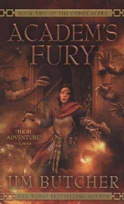 Academ's Fury (Paperback)