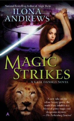 Magic Strikes (Paperback)