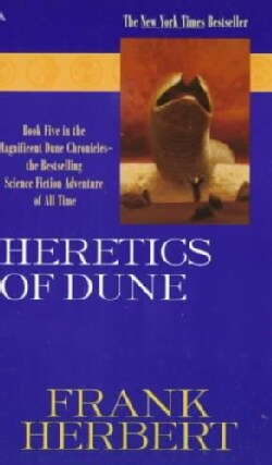Heretics of Dune (Paperback)