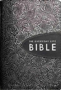 The Everyday Life Bible: Amplified Version, Pewter With Graphite Inset, Fashion Edition (Paperback)