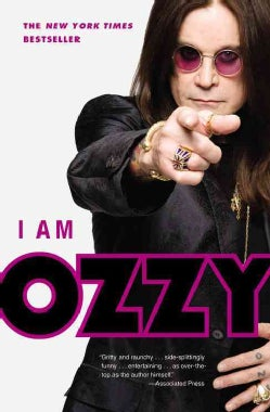 I Am Ozzy (Paperback)
