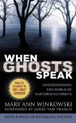 When Ghosts Speak: Understanding the World of Earthbound Spirits (Paperback)