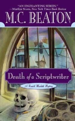 Death of a Scriptwriter (Paperback)