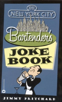 New York City Bartender's Joke Book (Paperback)