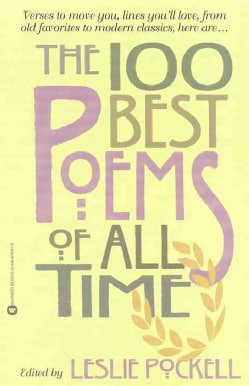 The 100 Best Poems of All Time (Paperback)