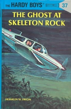 The Ghost at Skeleton Rock (Hardcover)