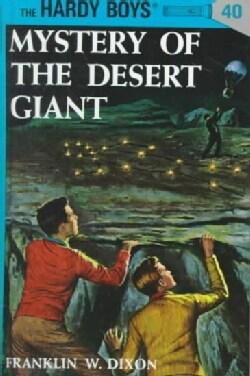 Mystery of the Desert Giant (Hardcover)