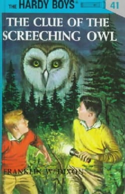 The Clue of the Screeching Owl (Hardcover)