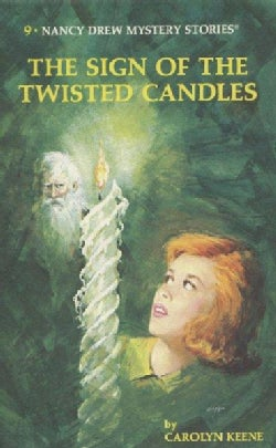 The Sign of the Twisted Candles (Hardcover)