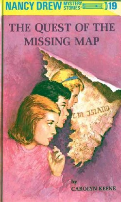 The Quest of the Missing Map (Hardcover)