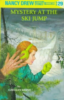 Mystery at the Ski Jump (Hardcover)