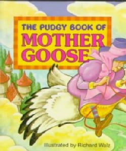Pudgy Book of Mother Goose (Hardcover)