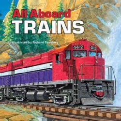 All Aboard Trains (Paperback)
