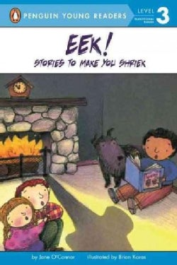 Eek! Stories to Make You Shriek (Paperback)