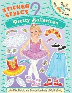 Pretty Ballerinas (Paperback)