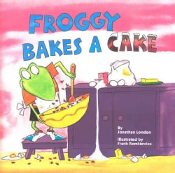 Froggy Bakes a Cake (Paperback)