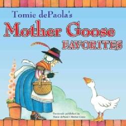 Tomie Depaola's Mother Goose Favorites (Paperback)