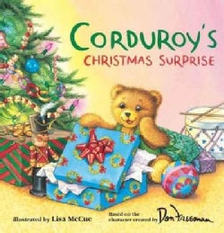 Corduroy's Christmas Surprise (Paperback)