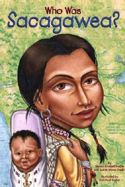 Who Was Sacagawea? (Paperback)