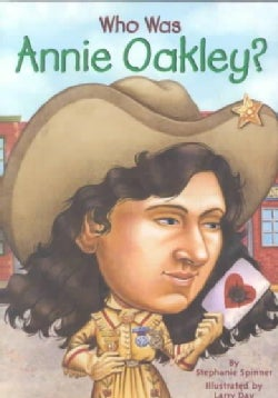 Who Was Annie Oakley? (Paperback)