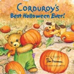 Corduroy's Best Halloween Ever! (Paperback)