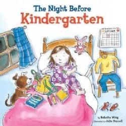The Night Before Kindergarten (Paperback)