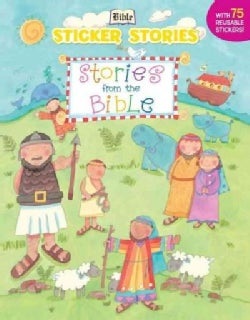 Bible Sticker Stories: Stories from the Bible (Paperback)