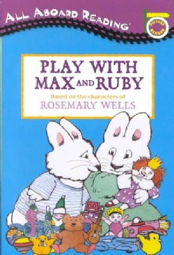 Play With Max and Ruby (Paperback)