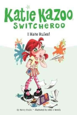 I Hate Rules! (Paperback)