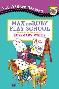 Max and Ruby Play School (Paperback)