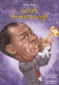 Who Was Louis Armstrong? (Paperback)