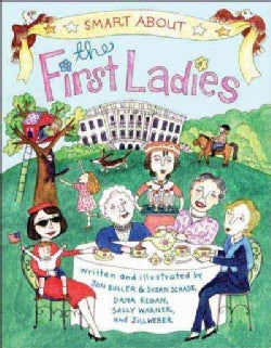 The First Ladies (Paperback)