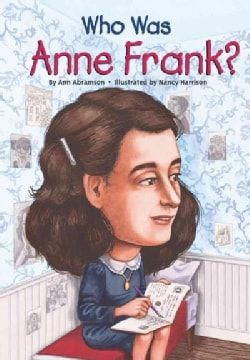 Who Was Anne Frank? (Paperback)