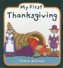 My First Thanksgiving (Board book)