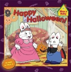 Happy Halloween! (Paperback)
