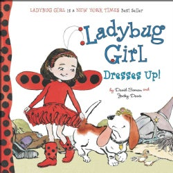 Ladybug Girl Dresses Up! (Board book)