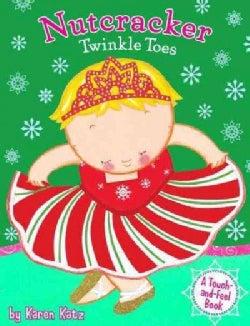 Nutcracker Twinkle Toes (Board book)