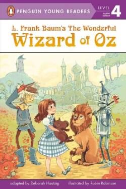 L. Frank Baum's The Wonderful Wizard of Oz (Paperback)