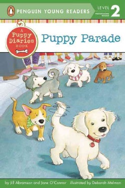 Puppy Parade (Paperback)