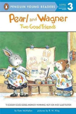 Pearl and Wagner: Two Good Friends (Paperback)