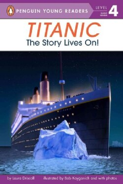 Titanic: The Story Lives On! (Paperback)