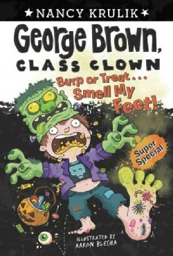 Burp or Treat. . .smell My Feet! (Paperback)