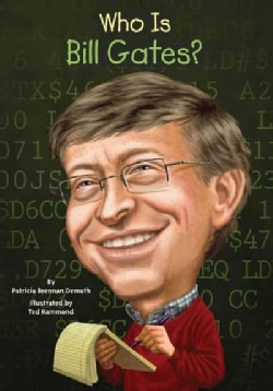 Who Is Bill Gates? (Paperback)
