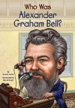 Who Was Alexander Graham Bell? (Paperback)