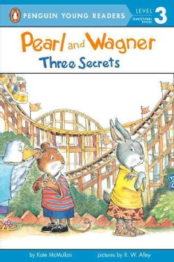 Three Secrets (Paperback)