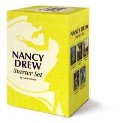 Nancy Drew Starter Set (Hardcover)