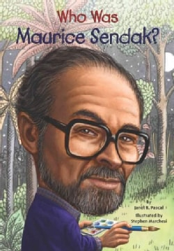 Who Was Maurice Sendak? (Paperback)